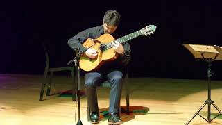 Gallo Ciego de Agustin Bardi - HUGO RIVAS el mejor guitarrista de TANGO