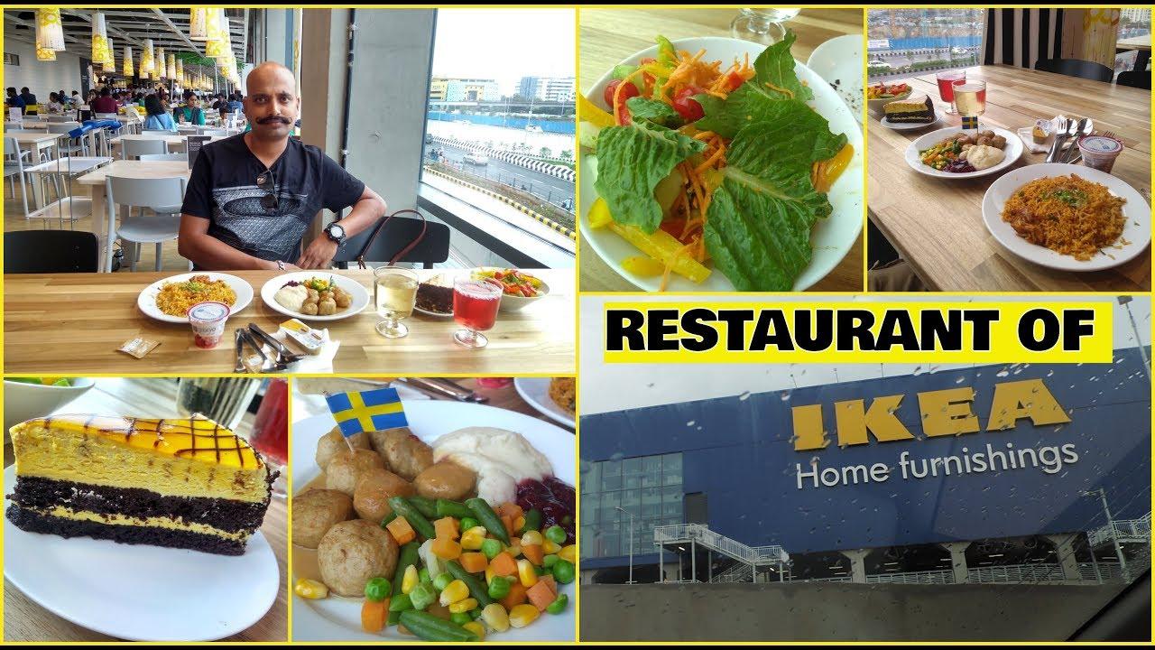 Ikea Hyderabad Restaurant And Cafe Walk Through
