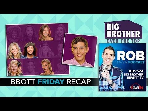 Big Brother OTT Friday Recap   Nov 11