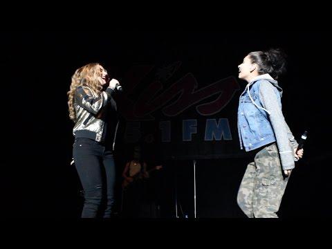 LIVE: JoJo & Alessia Cara