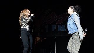 "LIVE: JoJo & Alessia Cara ""I CAN ONLY."""
