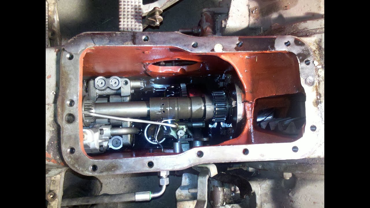 medium resolution of mf 165 multi power breaking in the new hydraulic pump part 10
