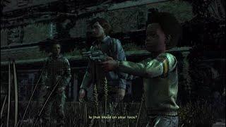The Walking Dead: Final Season episode 1 Walkthrough End - Dark Secrets