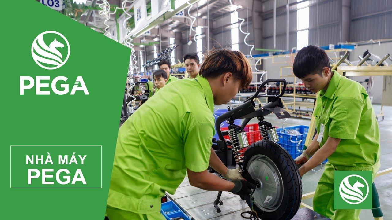 Nhà máy sản xuất xe điện đầu tiên tại Việt Nam
