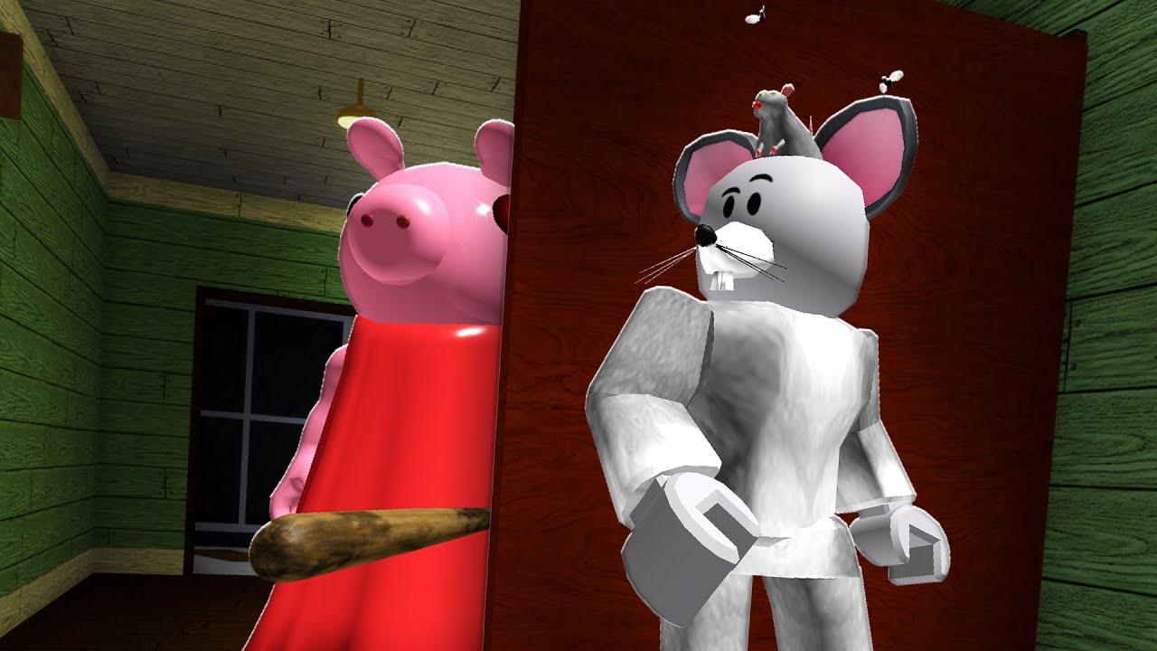 Glitch Plays Roblox Piggy In Roblox Youtube