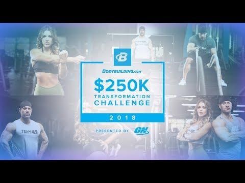 $250,000 Transformation Challenge  2018