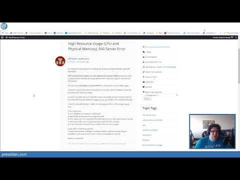 WordPress Q&A April 7, 2020