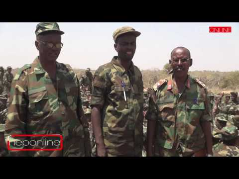 EXCLUSIVE - Watch Somalia Military Mighty