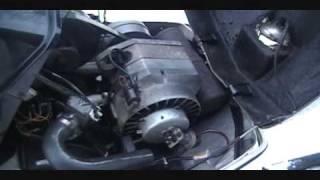 1974 Arctic Cat Panther 295 Sachs Wankel rotary snowmobile