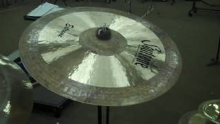 Soultone Cymbal Setup and Sample Sounds by Myron Carlos