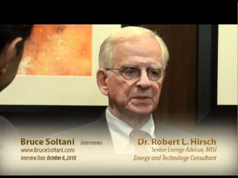 Bruce Soltani interviews Dr. Robert Hirsch (Part 2 of 2)