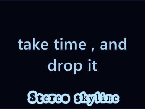 My Girl - Stereo Skyline (LYRICS)