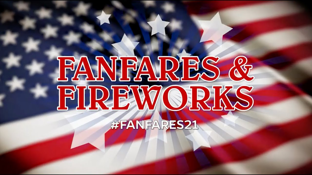 Download WUFT's Fanfares and Fireworks 2021