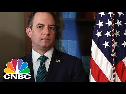 Reince Priebus Out As White House Chief of Staff | CNBC