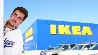BIGGEST IKEA IN THE U.S. - VLOG#2