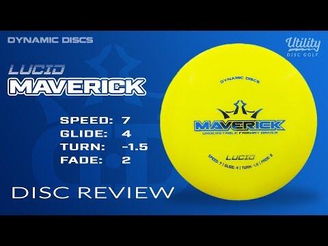 Dynamic Discs Maverick | Disc Review