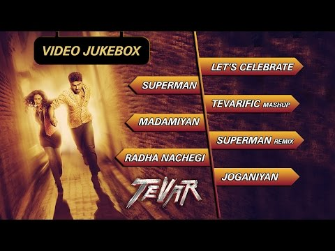 Tevar (Video Songs Jukebox) | Arjun Kapoor, Sonakshi Sinha & Manoj Bajpayee