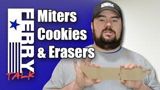 Miters Cookie's & Erasers (ft8)