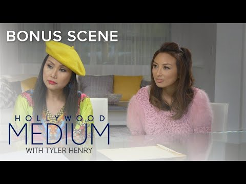 Jeannie Mai Learns She Has to Let Go to Move Forward | Hollywood Medium with Tyler Henry | E!