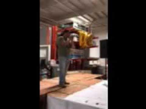 Home Depot Karaoke Party