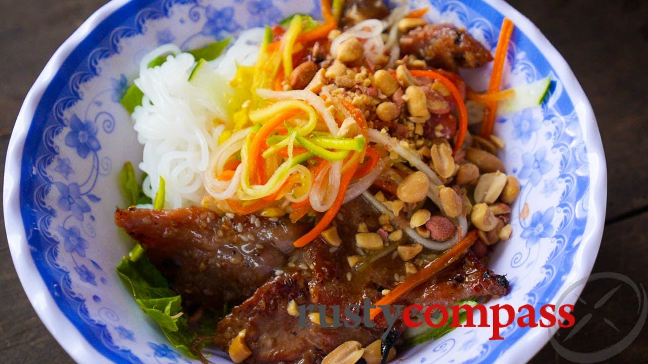 Vietnamese language class for travellers Part III - more on food