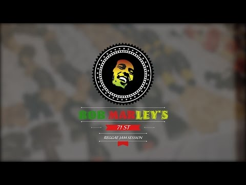 BOOM TV - BOOM NATION, Bob Marley's 71st Reggae jam session