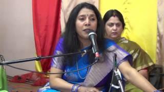 Ram Bhajan USA| Hari Aa Jao Ik Baar | Swasti Pandey & Group | हरि आ जाओ इक बार । स्वस्ति पांडेय