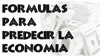 """Formulas y Graficos para """"predecir"""" la Economia➡✅Facil y Rapido💎"""
