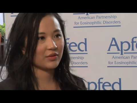 Amy Rider Interview at the APFED Honors Demi Lovato and Ned Specktor Gala 5-11-09