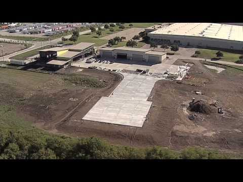 DeSoto Heliport Progress Video
