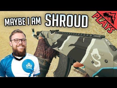 Maybe I am Shroud - PUBG Gameplay #193 (StoneMountain64 Solo)