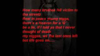 Repeat youtube video Tupac - Life Goes On