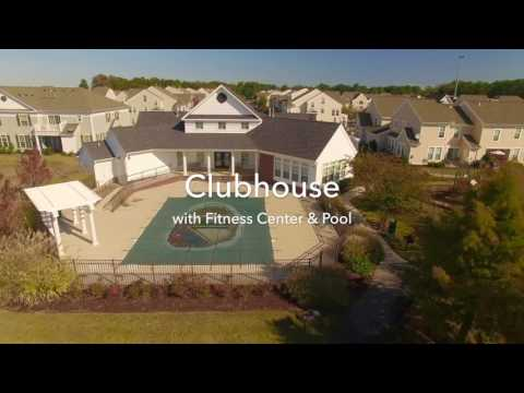 The Residences at Hampton Roads Crossing - Drone View