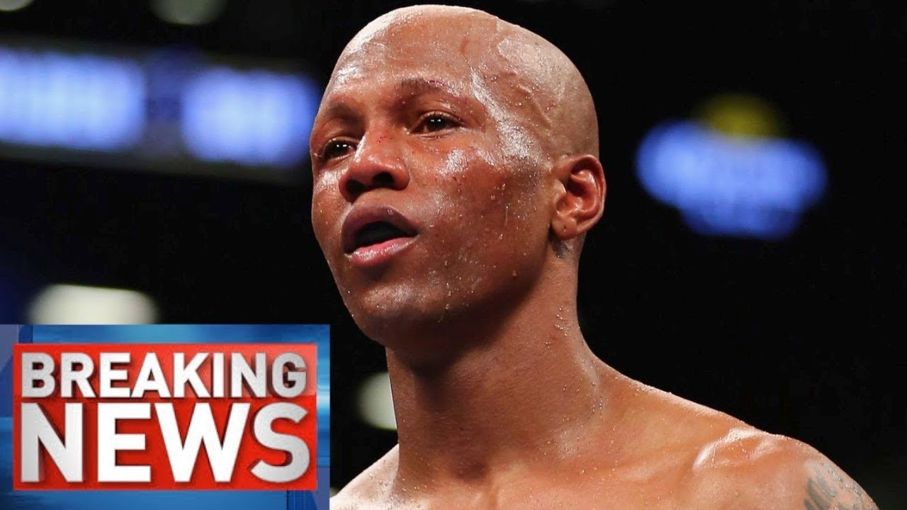 DEVASTAT!NG News About Boxer Zab Judah Released Today!!
