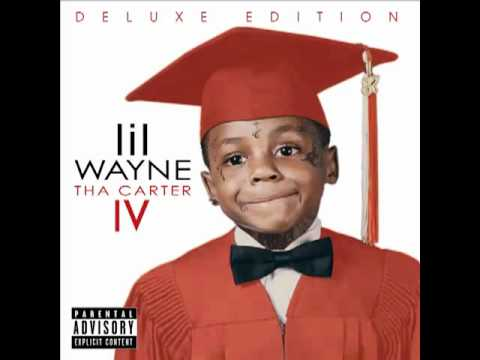 Lil Wayne  MegaMan   HD  The Carter 4