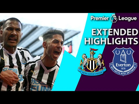 Newcastle v. Everton | PREMIER LEAGUE EXTENDED HIGHLIGHTS | 3/9/19 | NBC Sports