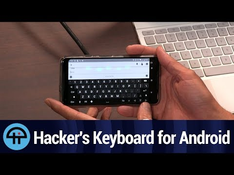 Hacker's Keyboard For Android