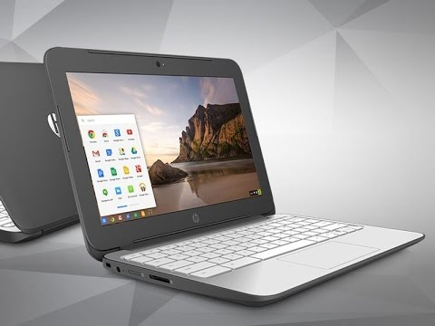 HP Launches Chromebook 11 G5 With Touchscreen and 4GB RAM