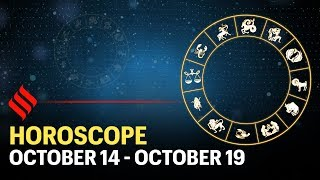 Today's Horoscope: Your week ahead (14 - 19 October 2019)