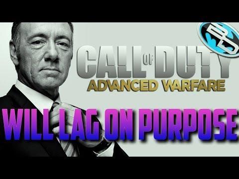 Will Advanced Warfare Multiplayer LAG ON PURPOSE? COD Advanced Warfare Lag Compensation Info