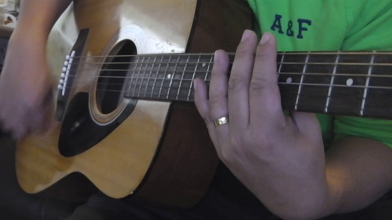 How To Play Torete By Moonstar Guitar Strumming And Chords Tutorial