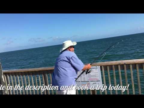 Gulf State Park Pier Fishing 2016
