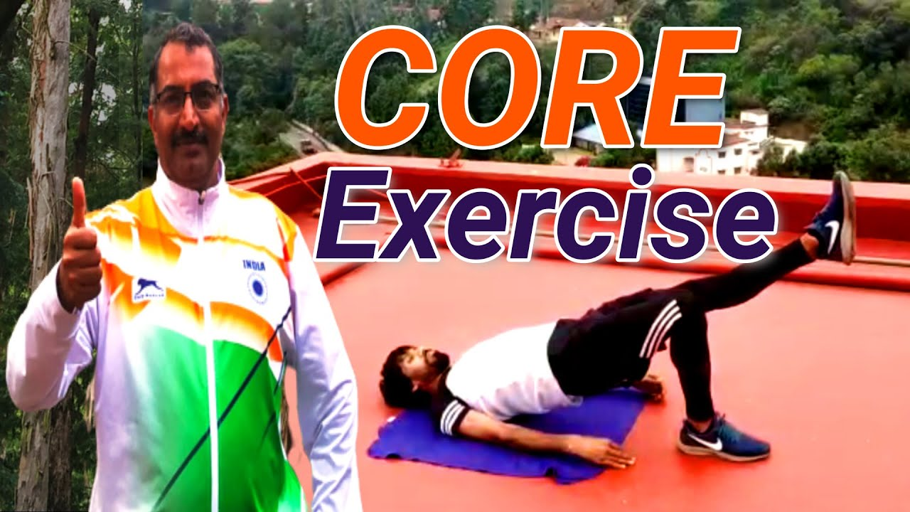 Download Make your CORE STRONG for Running with these Exercises | by Captain Amrish Adhana) | 1600m Special