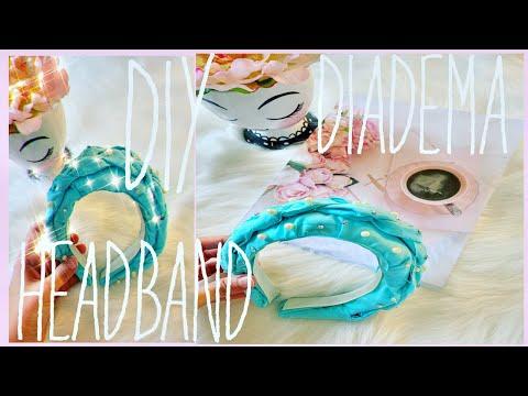 DIY HEADBAND / DIADEMA