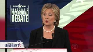 Hillary Clinton faces immediate blowback on connecting her Wall Street donations to 9/11
