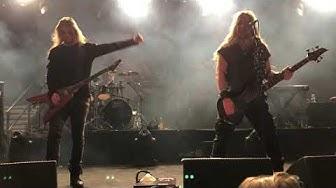 Moonsorrow - Verisäkeet alive (full show) - Helsinki 2020.02.22