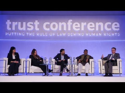 Trust Conference 2017: Plenary - Learning from Survivors