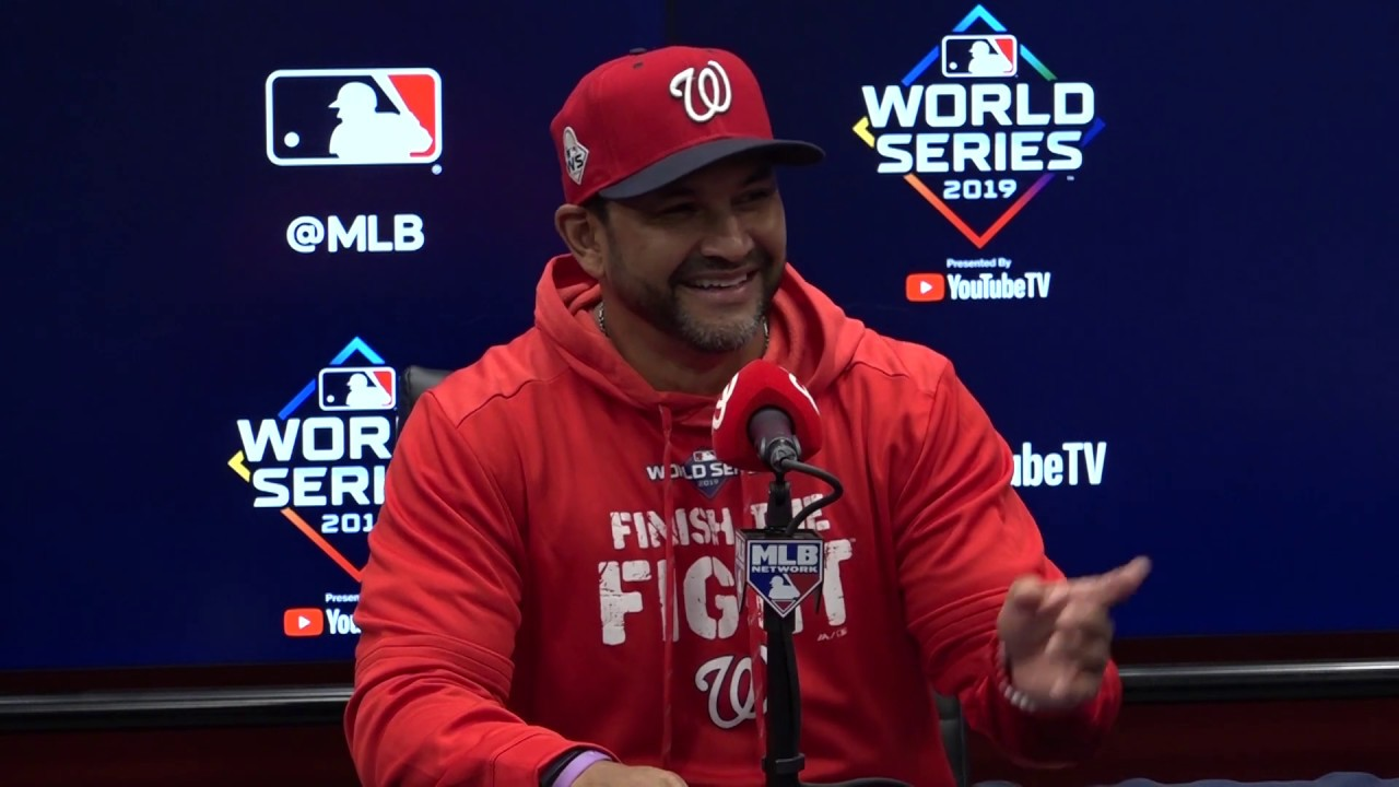 'Just trying to have some fun': Nationals' Kurt Suzuki explains ...