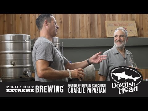 Project Extreme Brewing: Charlie Papazian