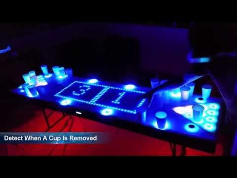 How To Make A Beer Pong Table Doovi